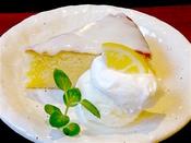 ハチミツとレモンのケーキ.jpg